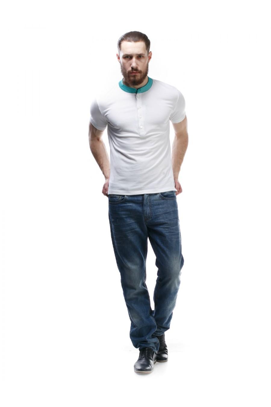 Мужская футболка F-405-1