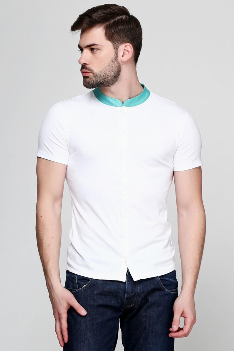 Мужская футболка F-405-2