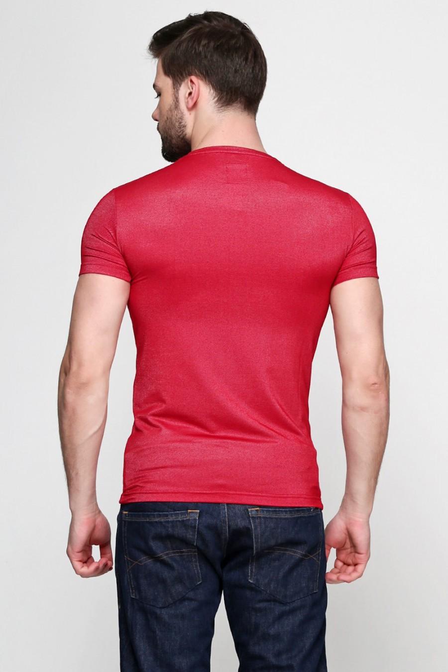 Мужская футболка F-407-3