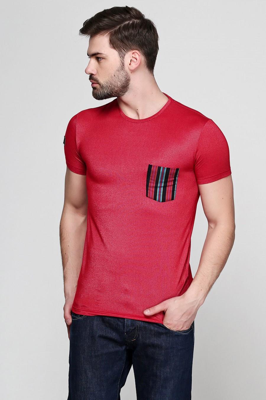 Мужская футболка F-407