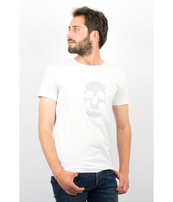 Мужская футболка F-412-1