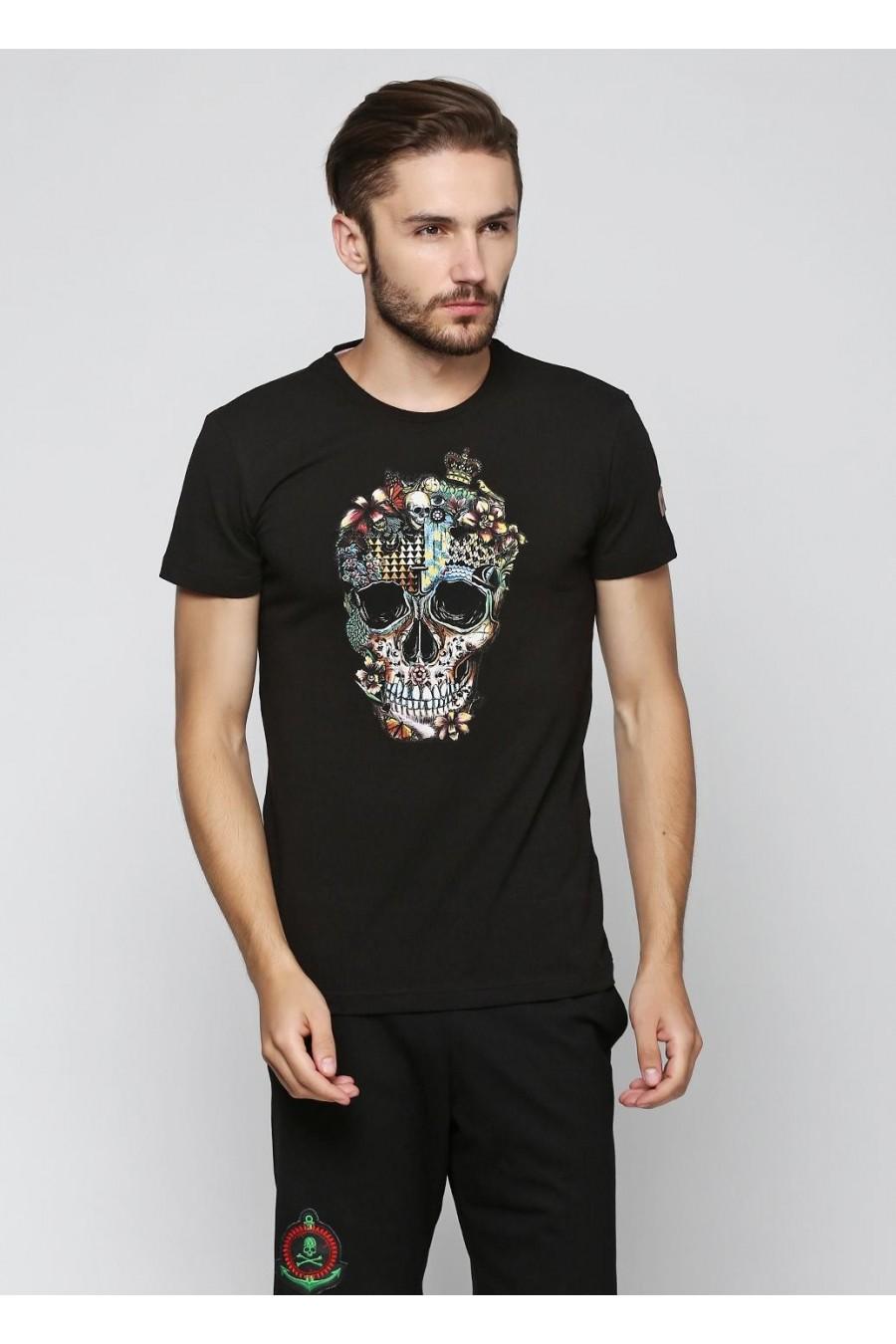 Мужская футболка F-414-1