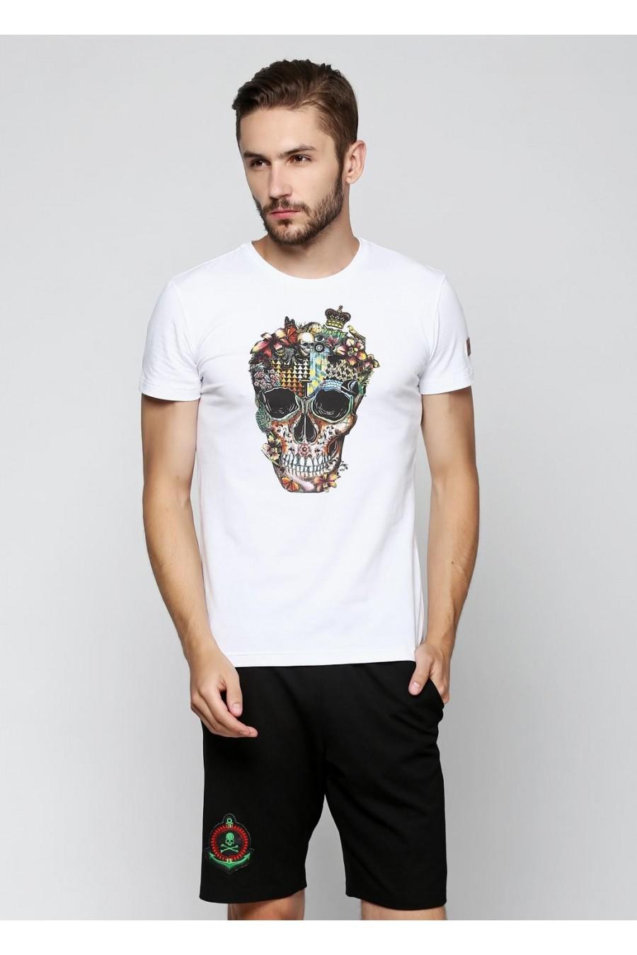 Мужская футболка F-414