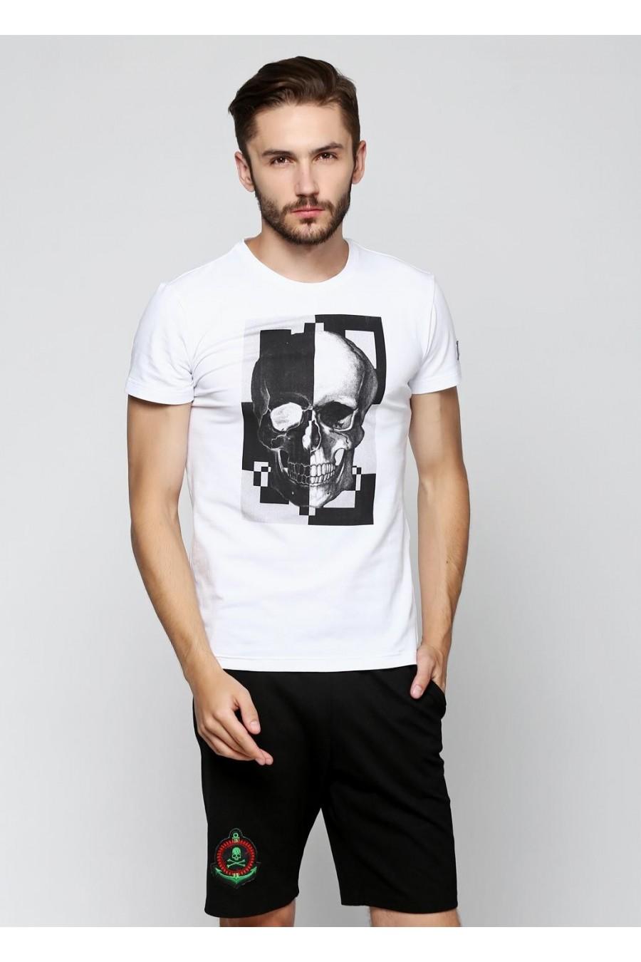 Мужская футболка F-415