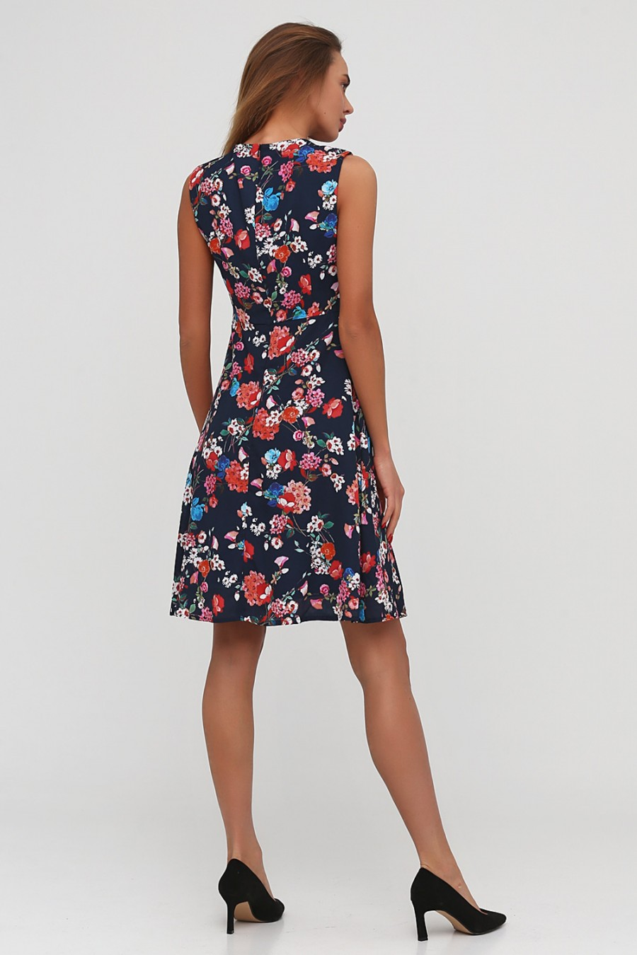 Женское платье V-3019-1