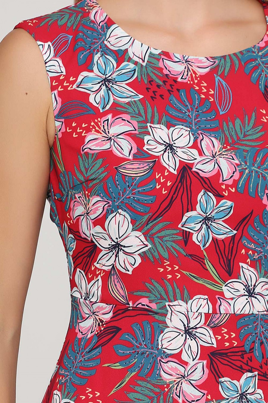 Женское платье V-3019