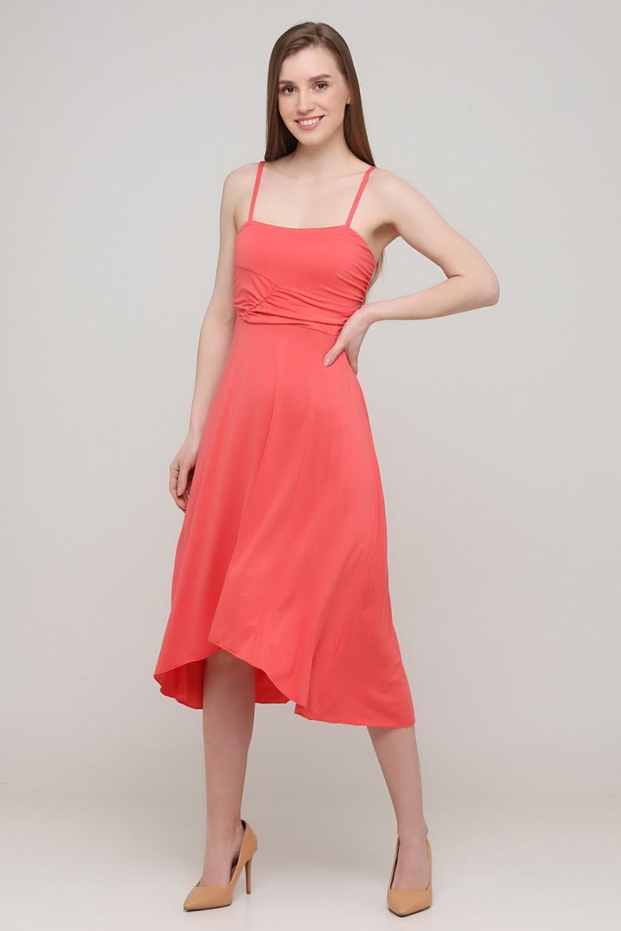 Черное трикотажное платье BODYFLIRT 972198