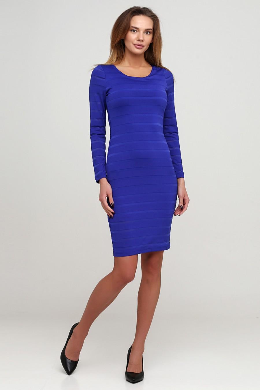 Синее платье Venus