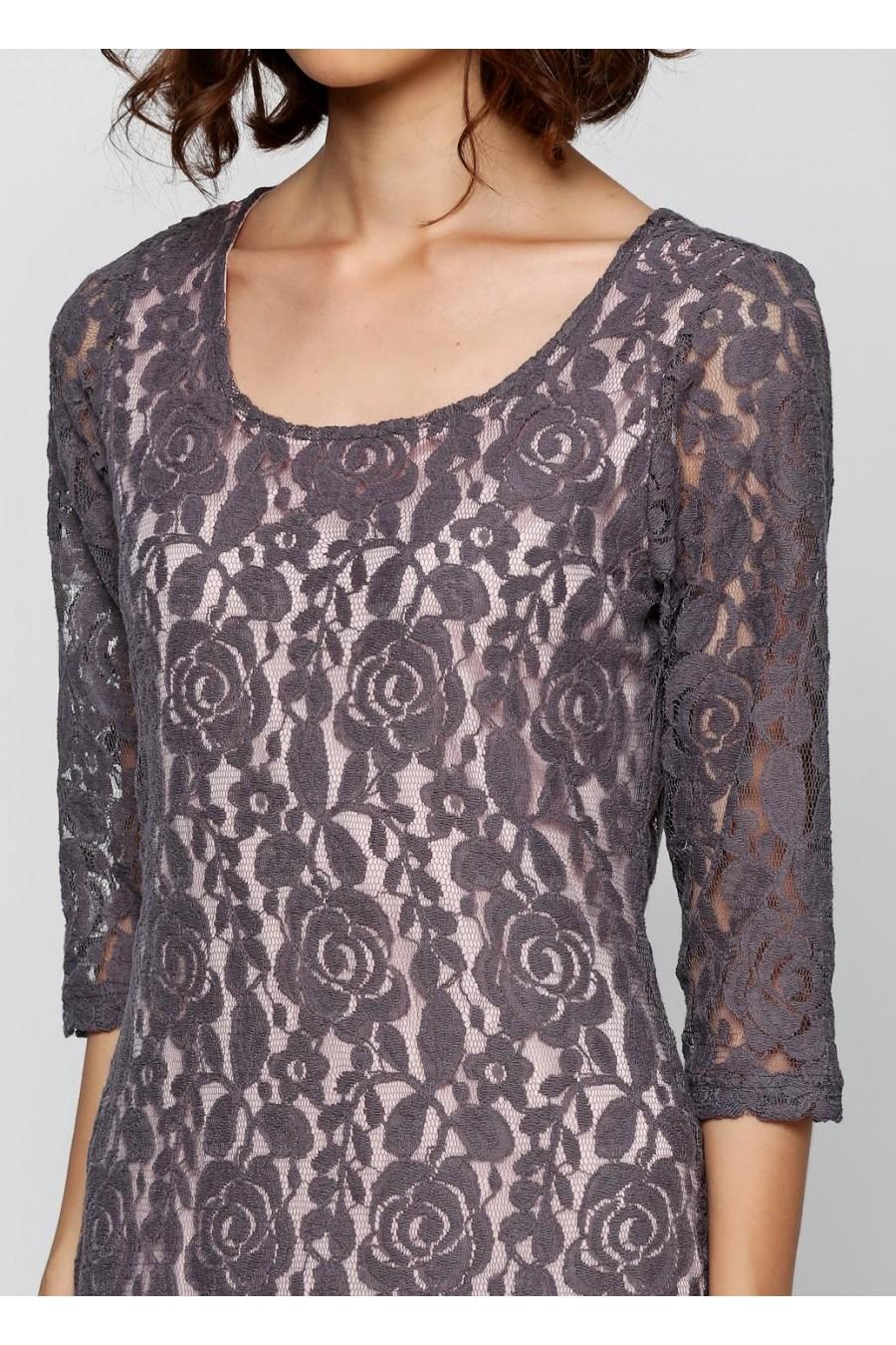 Женское платье V-3011-3