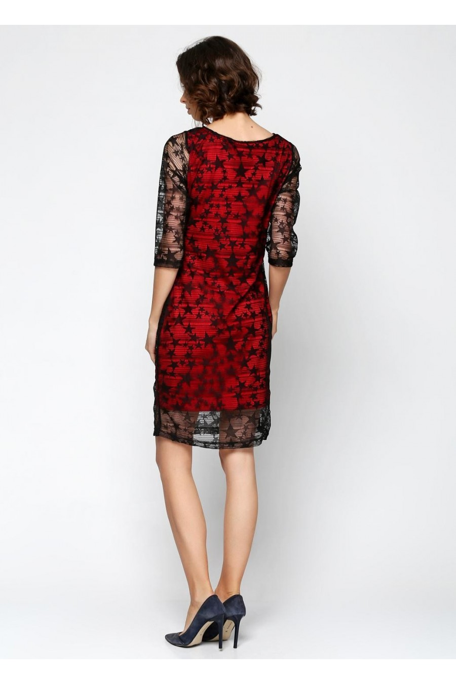 Женское платье V-3012