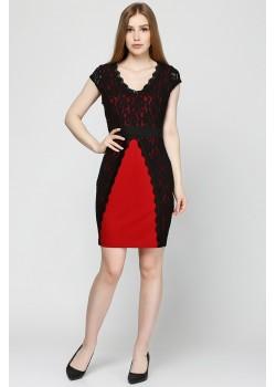 Платье V-3016