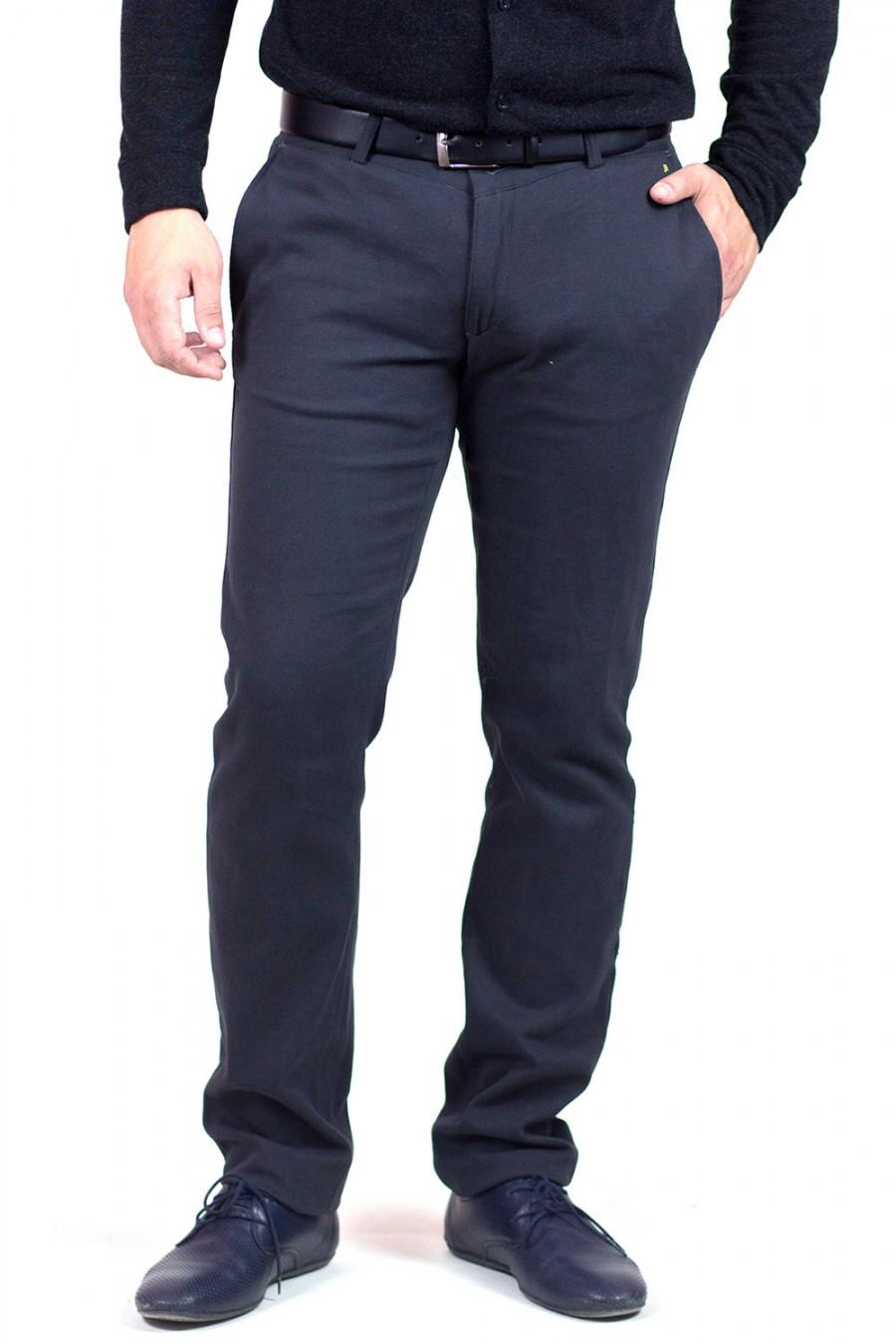 Котонові штани чоловічі купити  d196261a6f5e0