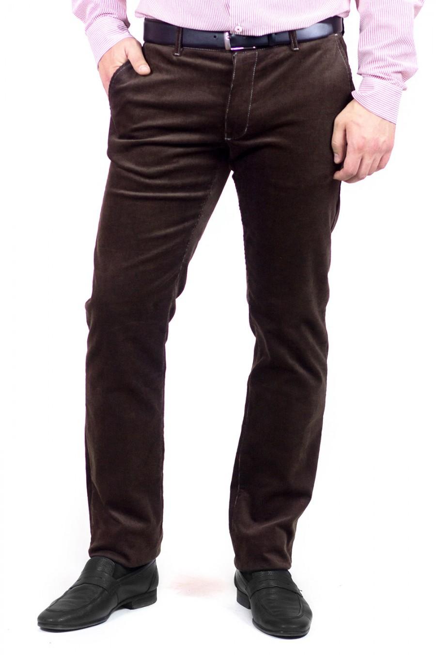 Вельветові штани чоловічі купити українського виробника Maksymiv.com.ua a9917d0b5b5db