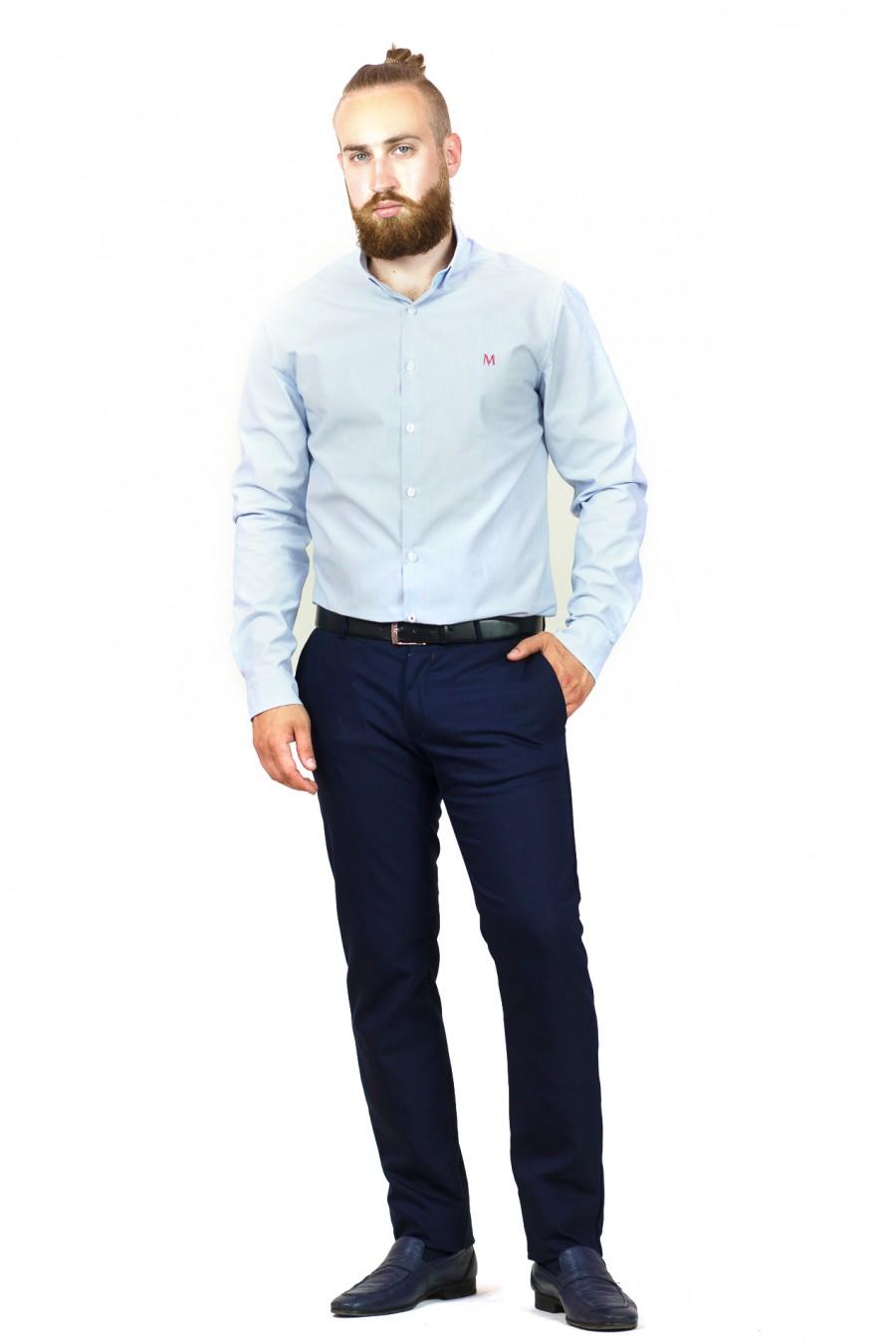 Мужская рубашка S-119