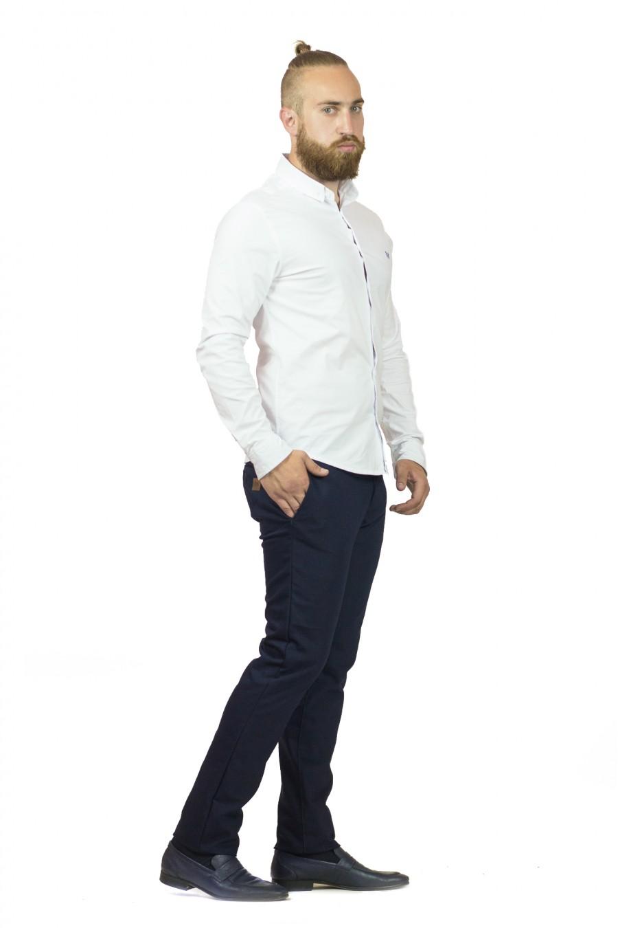 Мужская рубашка S-119-1
