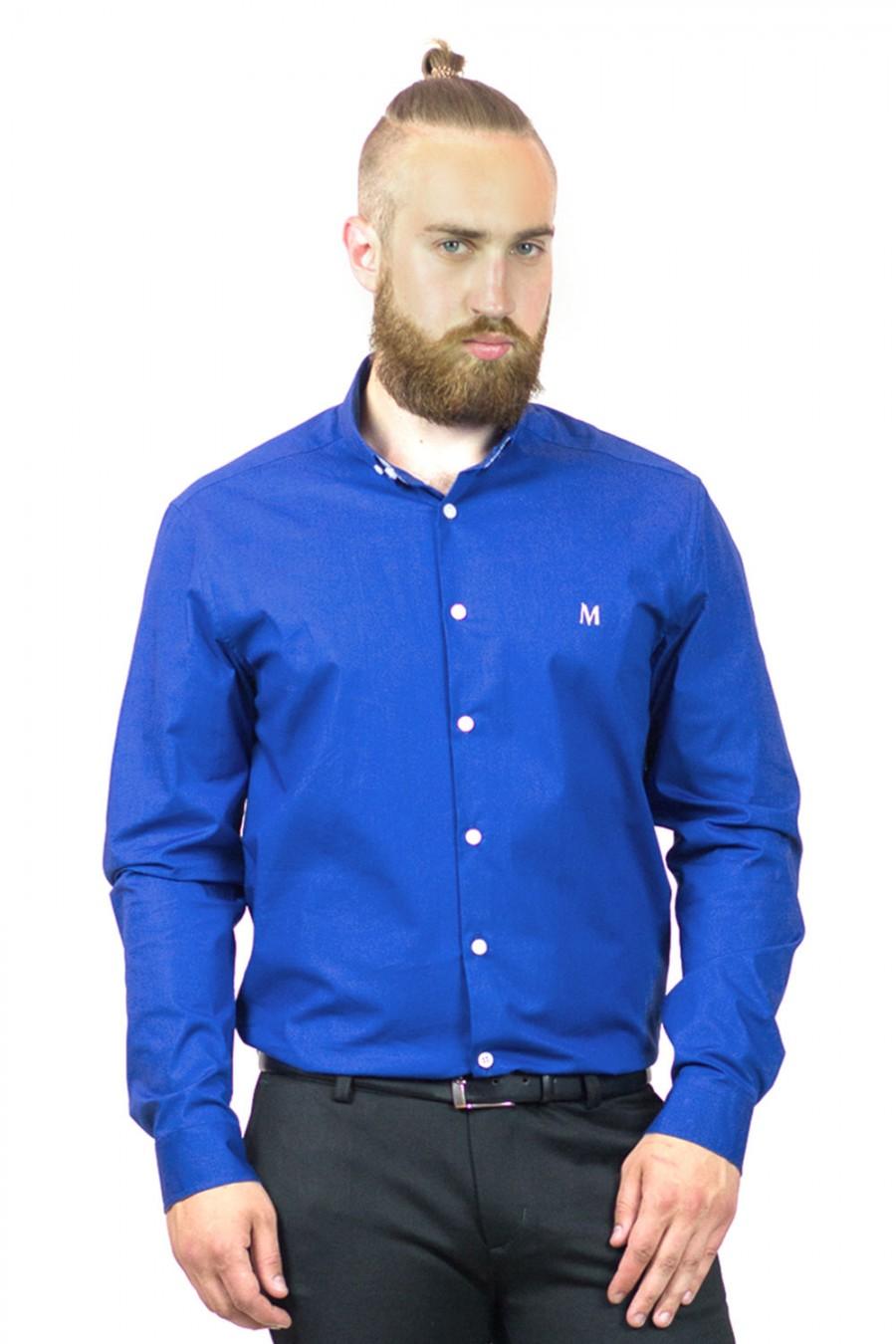 Мужская рубашка S-119-10