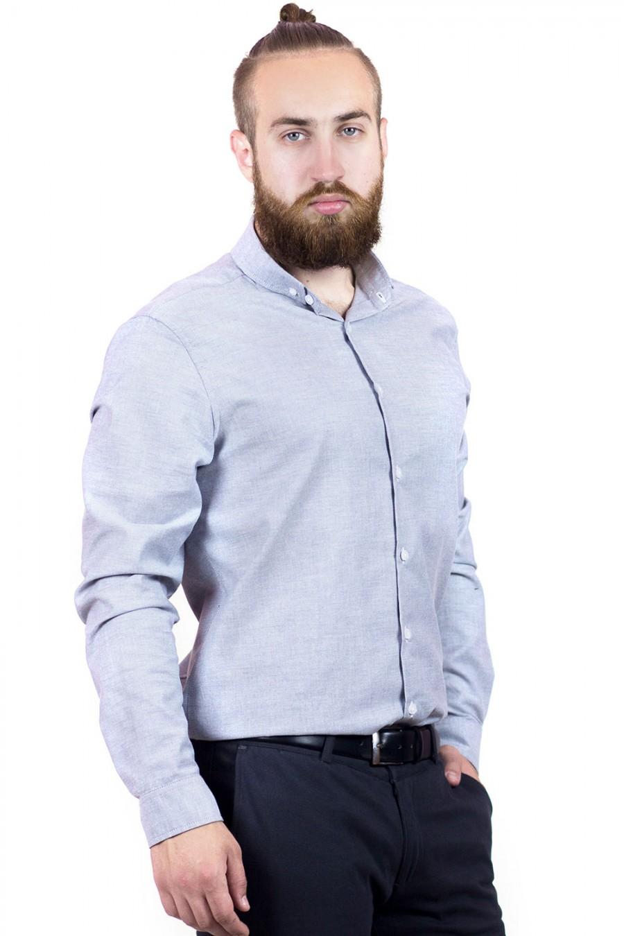 Мужская рубашка S-120-1