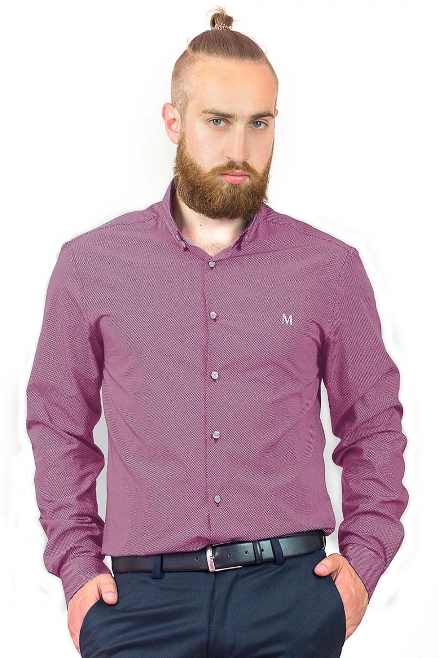 Мужская рубашка S-119-16