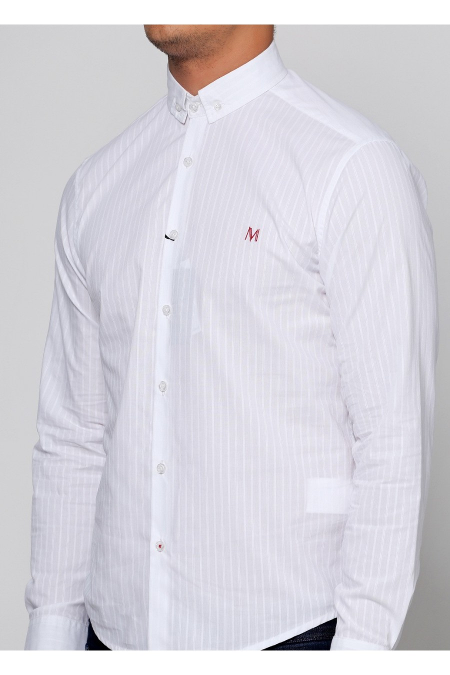 Мужская рубашка S-119-17