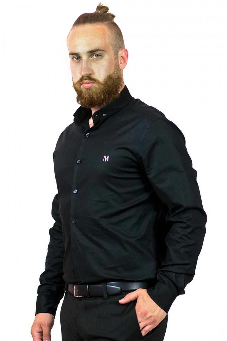 Мужская рубашка S-119-7