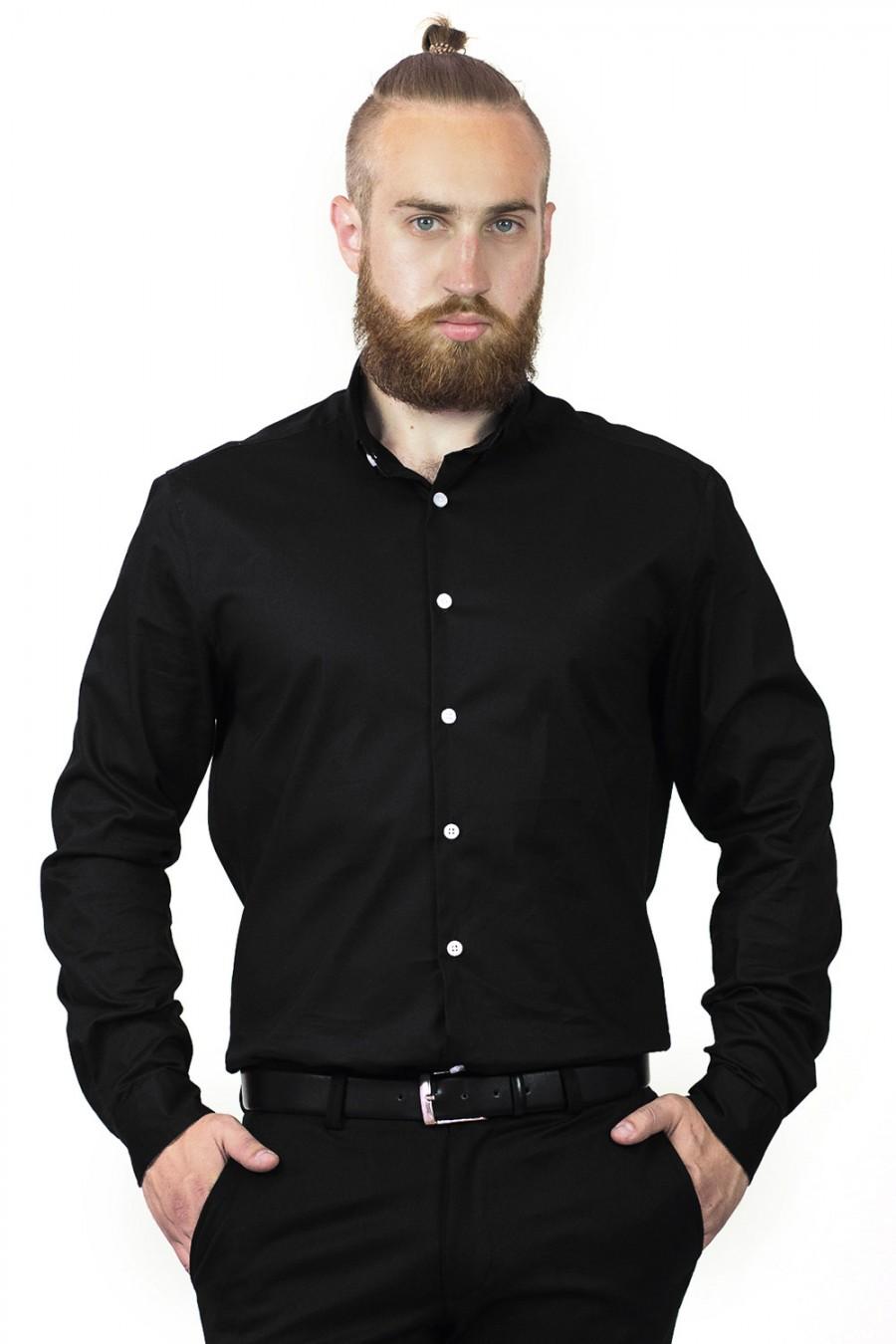 Мужская рубашка S-121-1