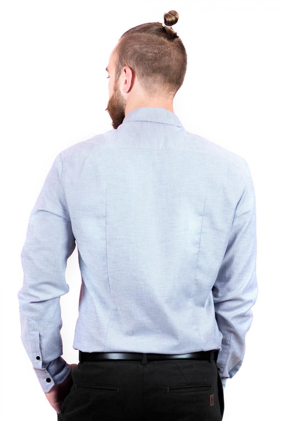 Чоловіча сорочка S-121-2