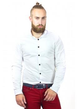 34d0804032669d9 Мужская приталенная рубашка Slim-Fit купить в Украине - интернет ...