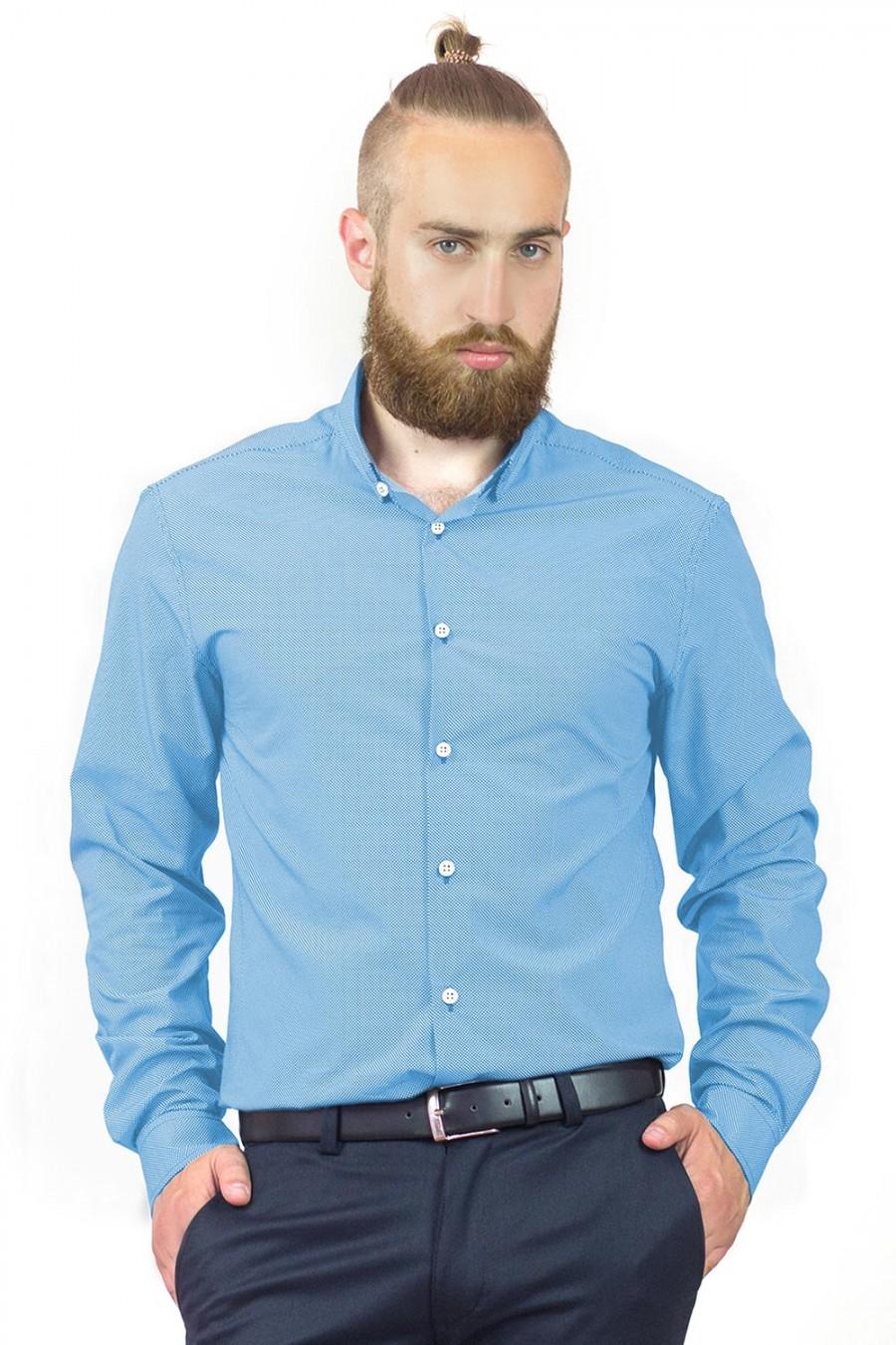 Мужская рубашка S-121-3