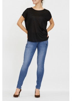 Женская блуза I Say black