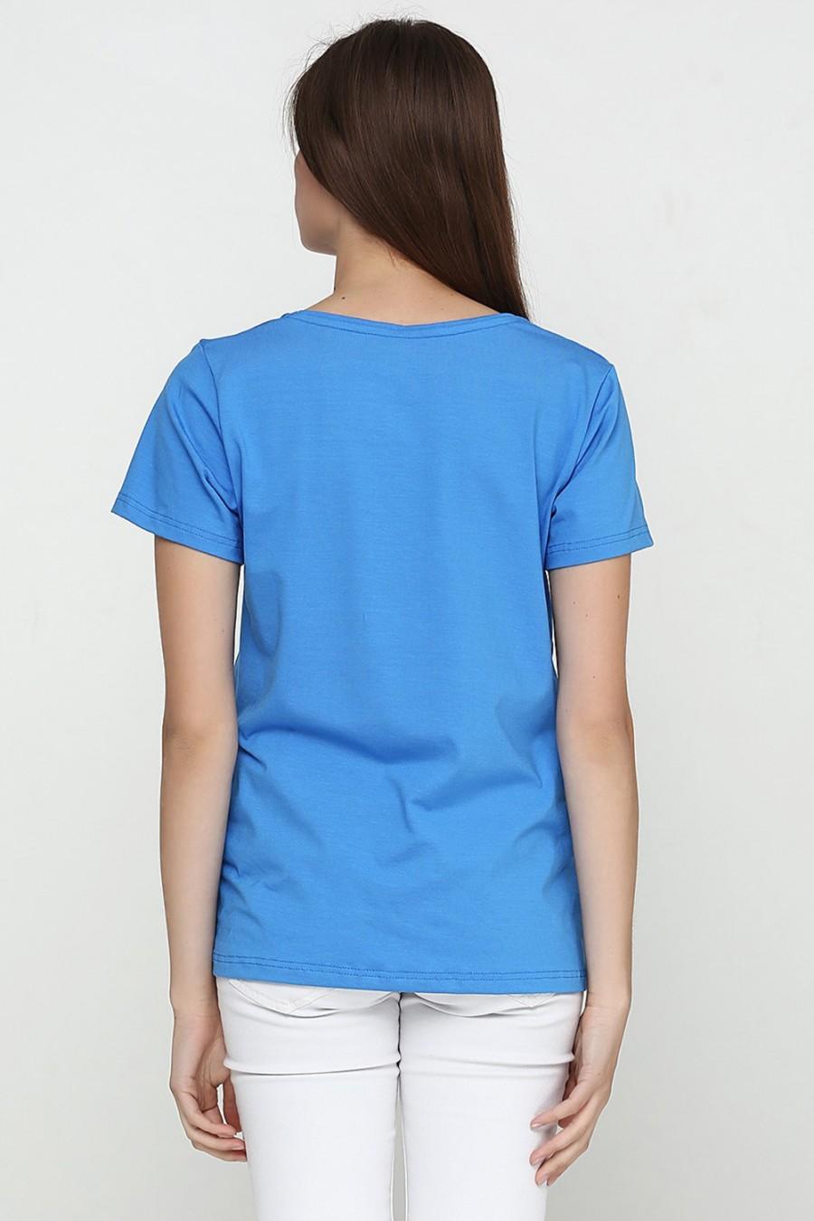 Женская футболка LF-1021-1