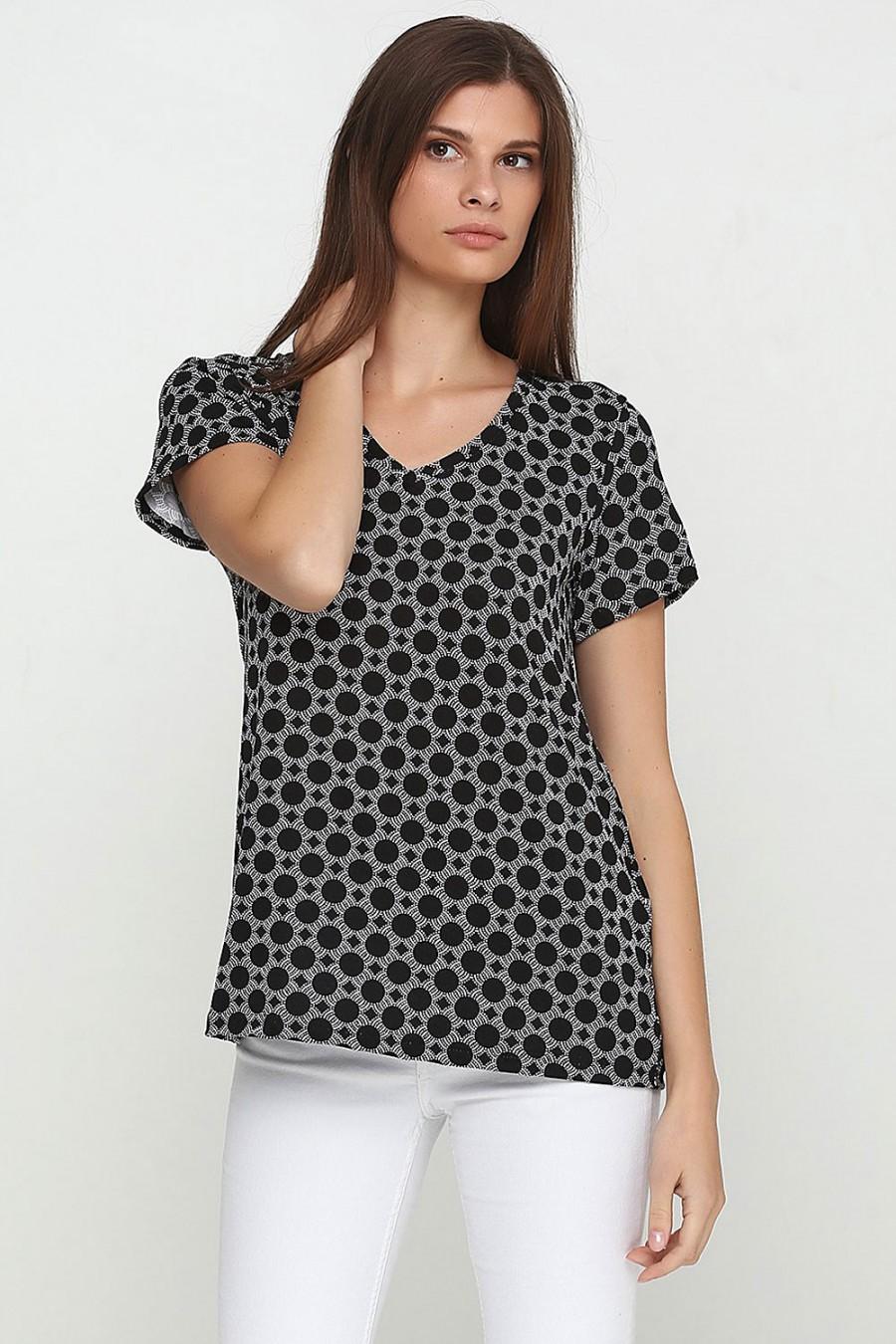 Женская футболка LF-1021-2