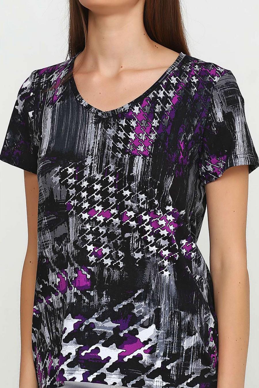 Женская футболка LF-1021-3