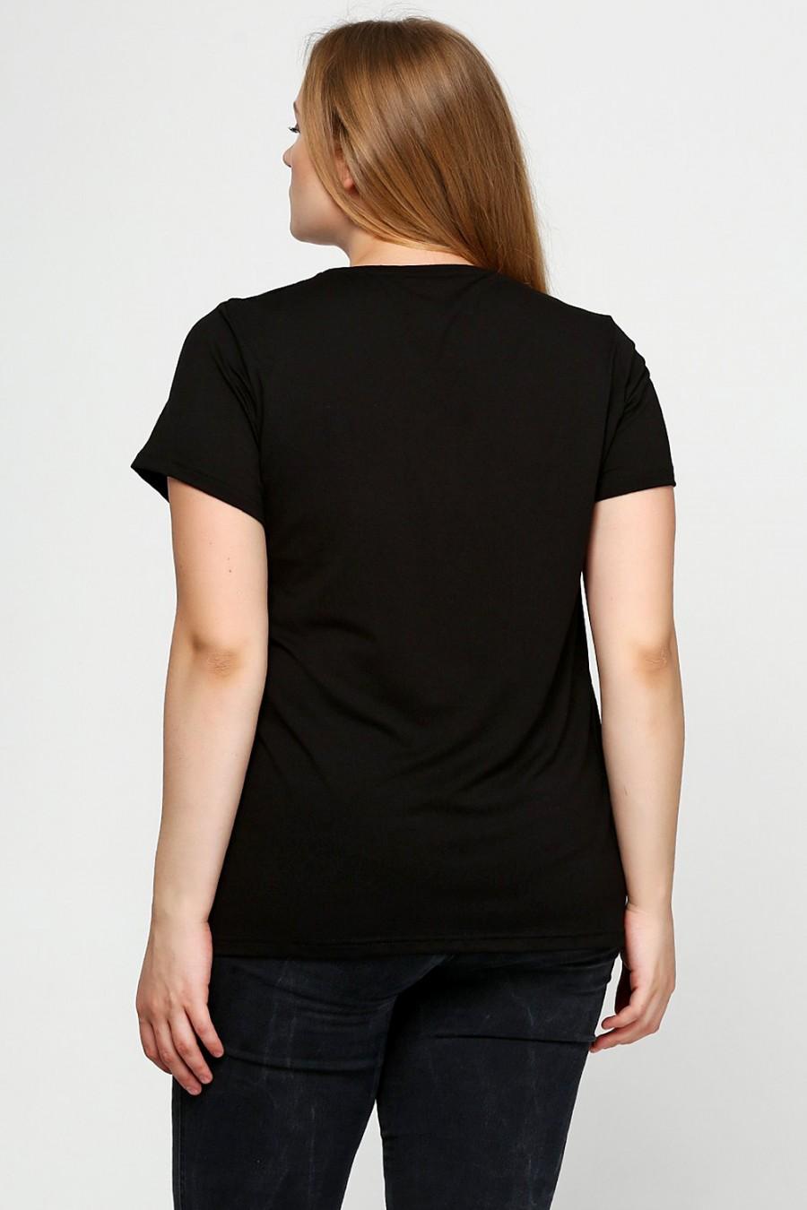 Женская футболка LF-1021-4D