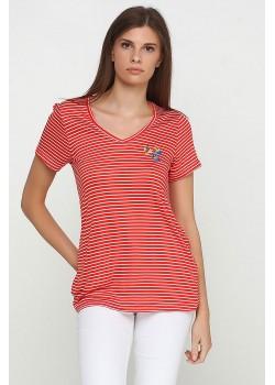 Жіноча футболка LF-1021-6F