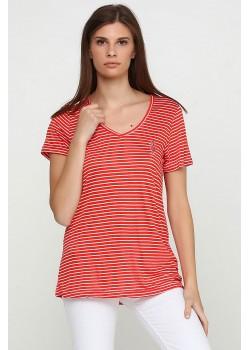 Женская футболка LF-1021-6SH