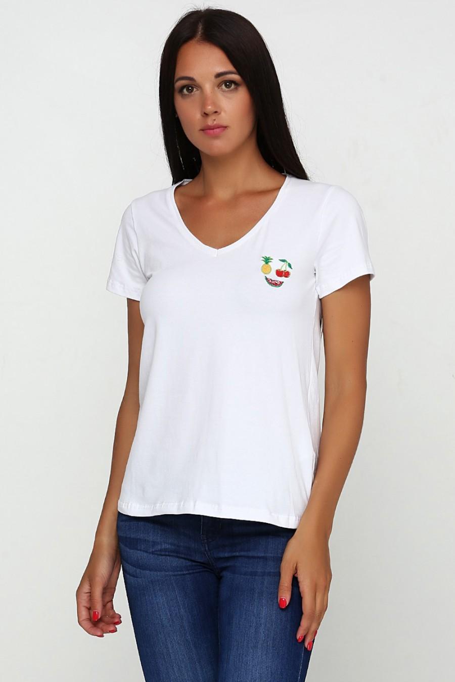 Женская футболка LF-1021-8F