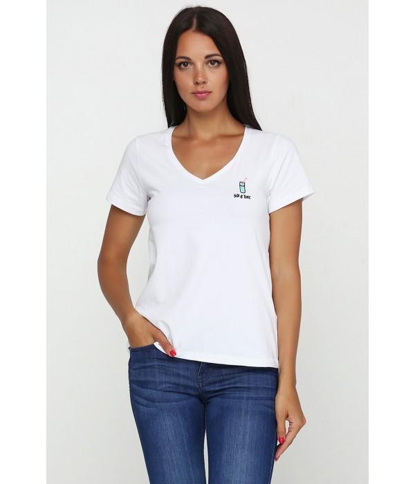 Женская футболка LF-1021-8GT