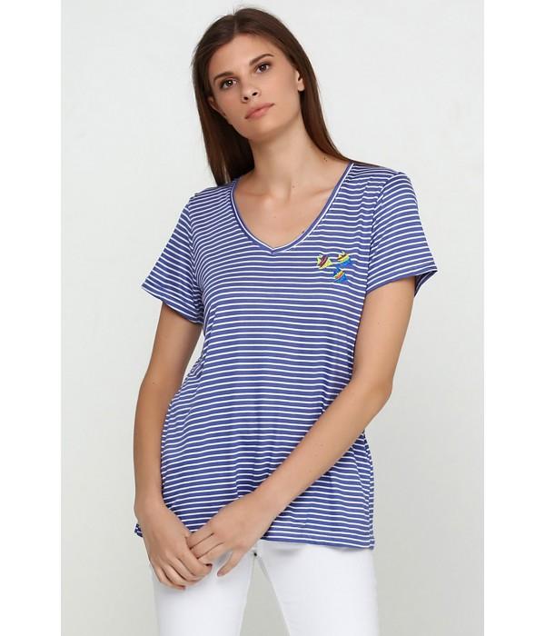 Женская футболка LF-1021F