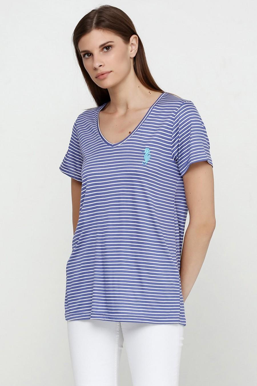 Женская футболка LF-1021SH